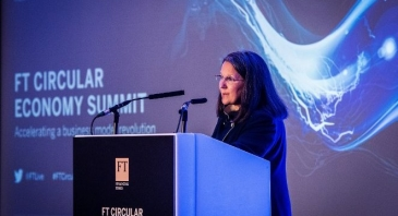 NOVAMONT AMONG THE GUESTS OF THE FINANCIAL TIMES' CIRCULAR ECONOMY SUMMIT