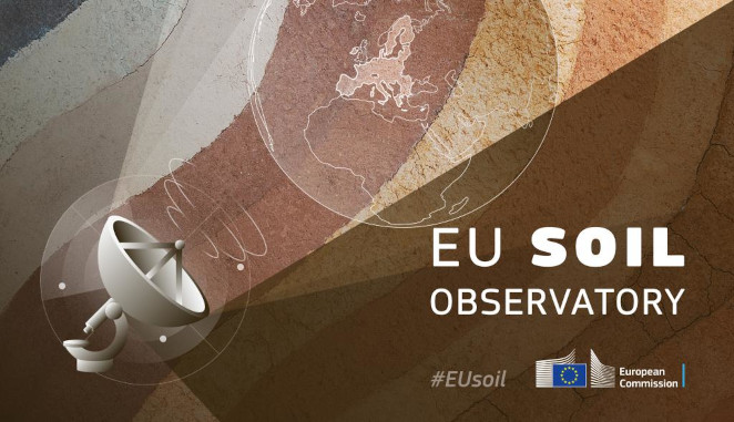 New EU Soil Observatory: Catia Bastioli among the guests at the launch event organized by JRC