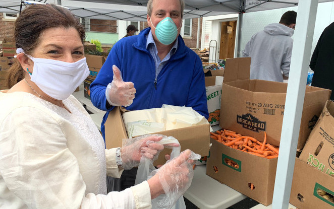 COVID-19: Novamont North America donates compostable bags to Bridgeport Rescue Mission
