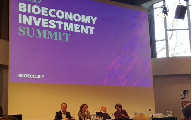 Novamont among the speakers of the Bioeconomy Investment Summit in Helsinki
