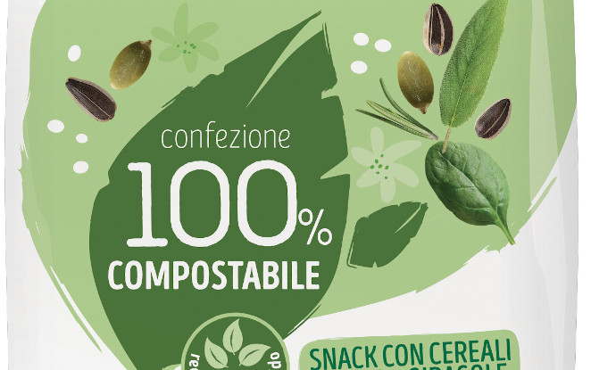 Novamont and Colussi launch the new MISURA product line with compostable packaging made of Mater-Bi