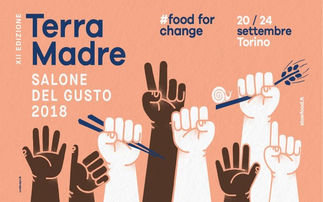 "Novamont: ""Terra Madre Salone del Gusto"" Sustainability Partner"