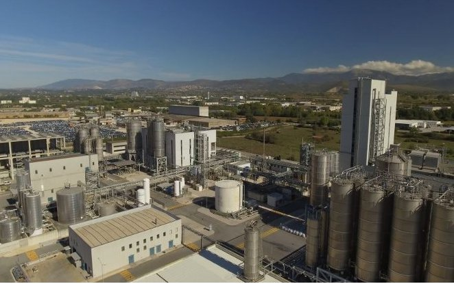 Grand opening for Mater-Biopolymer: the Novamont Group's site for the production of ORIGO-BI