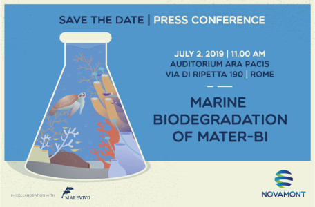 THE MARINE BIODEGRADABILITY OF MATER-BI
