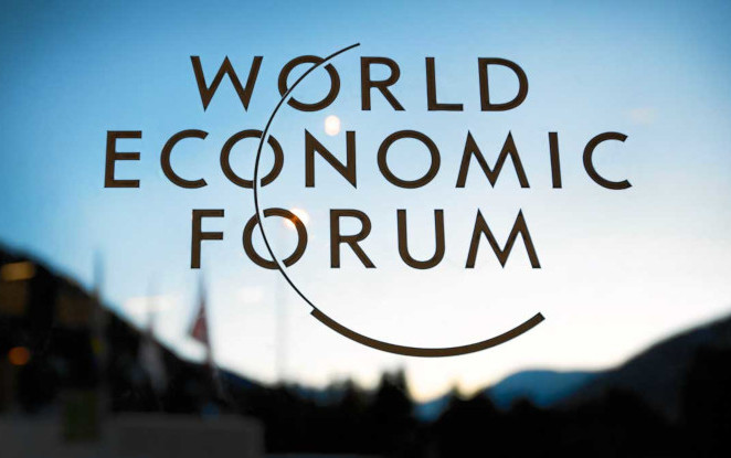 Novamont together with the Ellen MacArthur Foundation at the World Economic Forum Annual Meeting