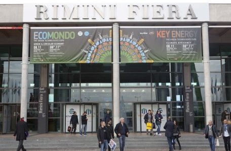 Ecomondo - International trade fair of material & energy recovery  and sustainable development