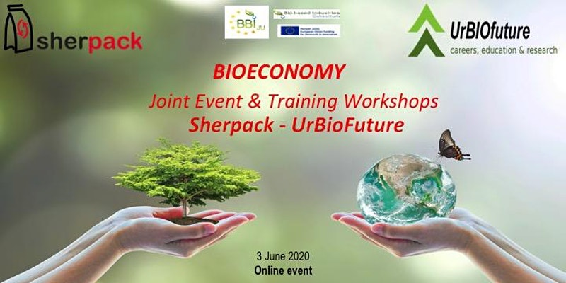 Joint Event & Training Workshops Sherpack-UrBioFuture
