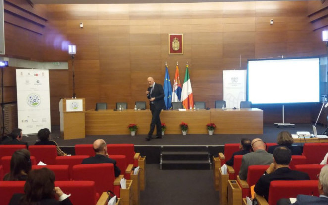 "Novamont at the Italy-Serbia Forum on ""Sustainable Green and Circular Bioeconomy"""