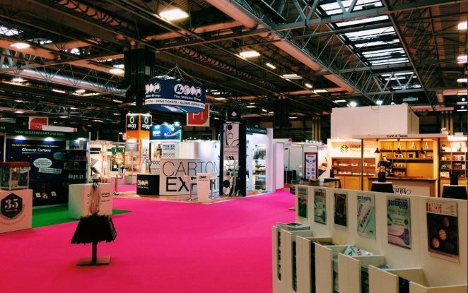 NOVAMONT presenta le soluzioni innovative in MATER-BI alla fiera Packaging Innovations a Birmingham