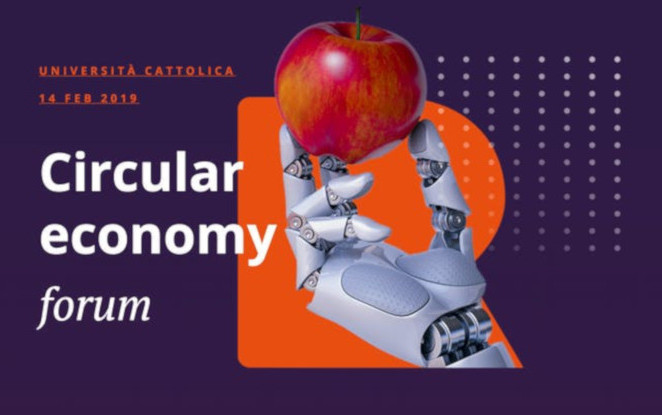 "Re-Think: i ""biomateriali circolari"" Novamont al Circular Economy Forum dell'Università Cattolica di Milano"