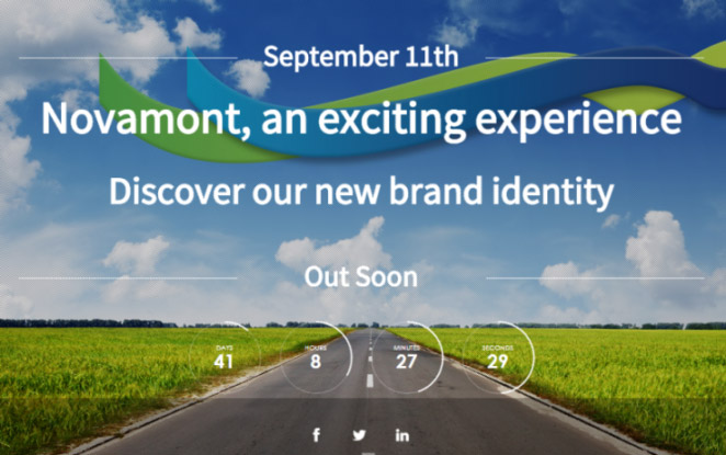 Novamont, an exciting experience. Discover our new brand identity